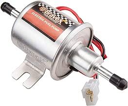 facet fuel pump pressure