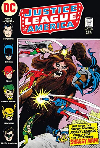 Justice League of America (1960-1987) #104 (English Edition)
