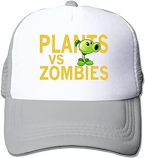 Beetful Plants Vs Zombies Mesh Back Cap