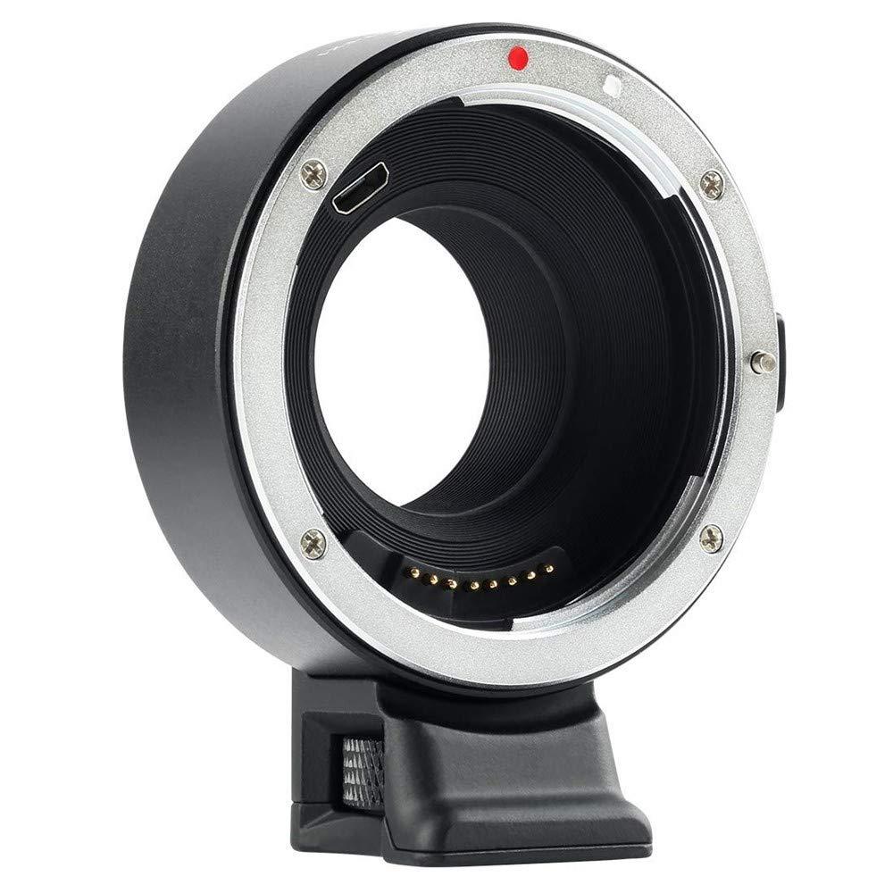 VILTROX EF-FX2 Auto Focus Lens Mount Adapter 0.71x for Canon EF Lens to Fuji X-Mount Mirrorless Camera X-T1 X-T2 X-T10 X-T20 X-A1 X-A2 X-A3 X-A5 X-A10 X-A20 X-E1 X-E2 X-E3