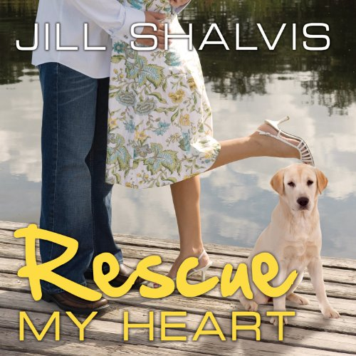 Rescue My Heart audiobook cover art