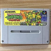 Teenage Mutant Ninja Turtles IV 4: Turtles in Time for snes super nintendo sfc super famicom