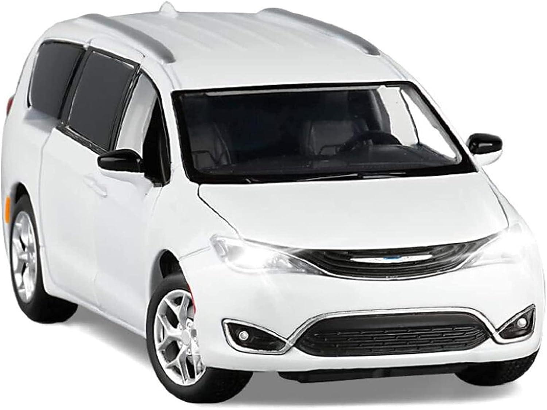 PPJY Car mart Model Kit Popular brand in the world 1: 32 Classic S Light MPV Alloy Sound