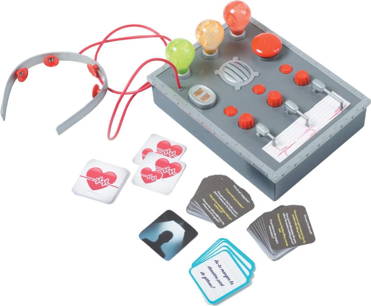 PLAYFUN 96967 - Juego de mesa familiar , multicolor, -[Versión francés]: Amazon.es: Juguetes y juegos