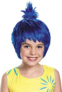 Disguise Inside Out Child Joy Wig