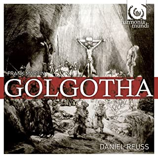Martin: Golgotha by Judith Gauthier (2010-04-13)