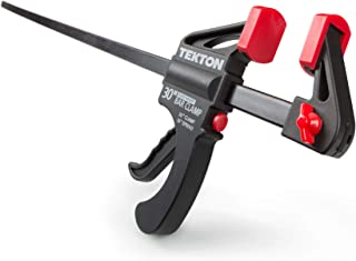 TEKTON 30-Inch x 2-1/2-Inch Ratchet Bar Clamp and 36-Inch Spreader | 39185
