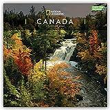 National Geographic Canada - Kanada 2022 - 12-Monatskalender: Original BrownTrout-Kalender
