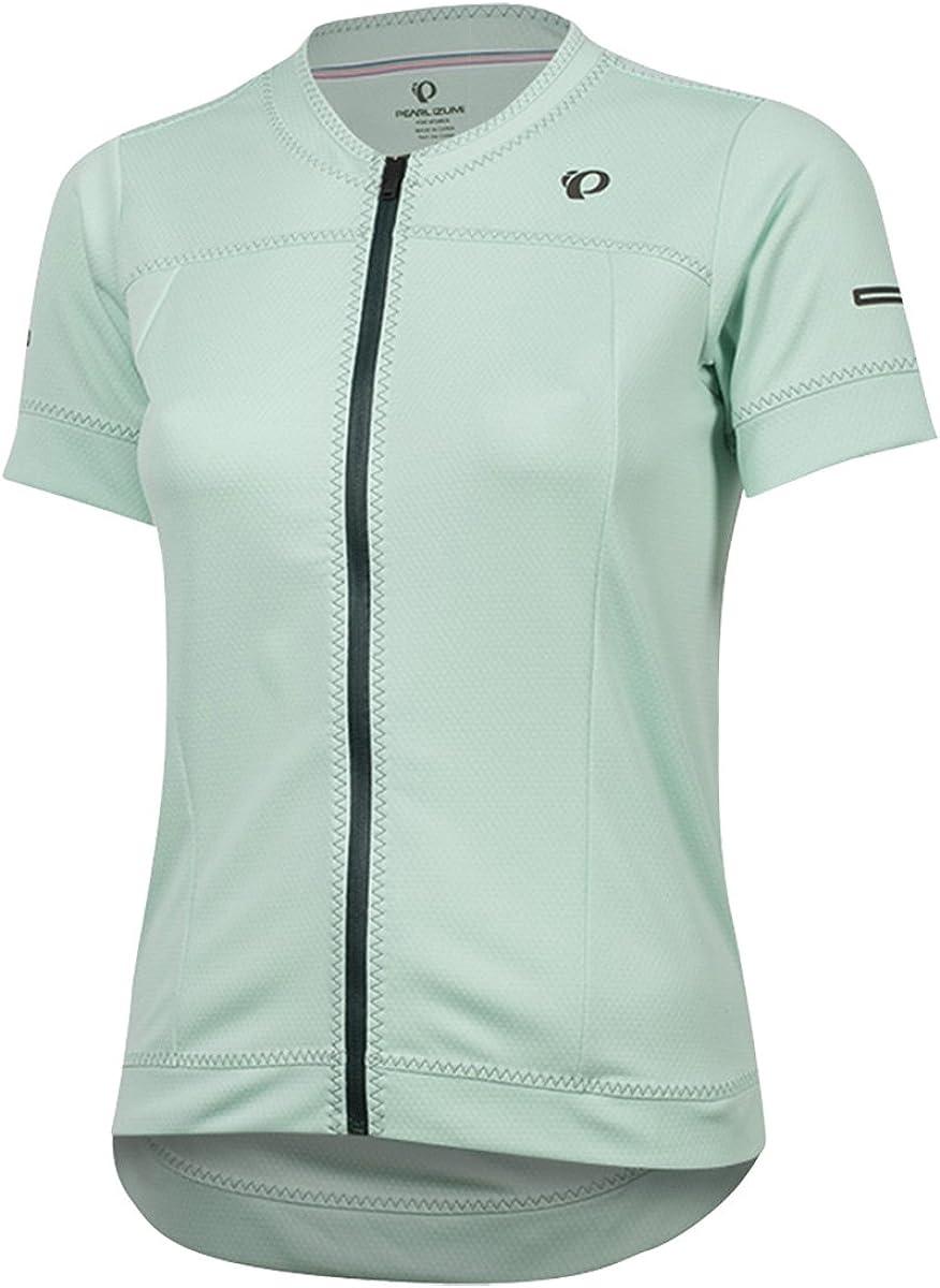 PEARL IZUMI Rapid rise Women's Elite Lowest price challenge Sleeve Escape Short Jersey
