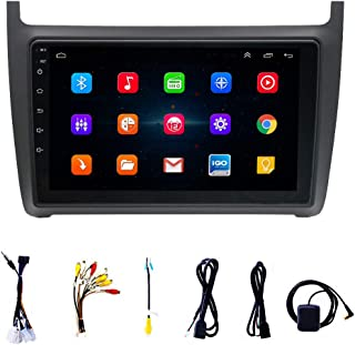 Car Stereo Audio Receiver Support Navigation Wifi 1080p Bluetooth Hands-free Fm 9-inch Video Player Easy to Install Suitab...