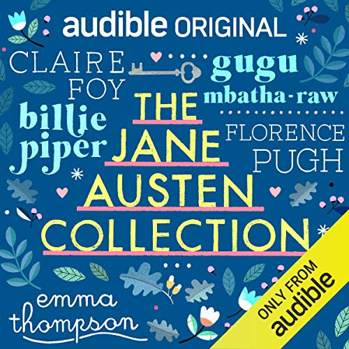 The Jane Austen Collection cover art