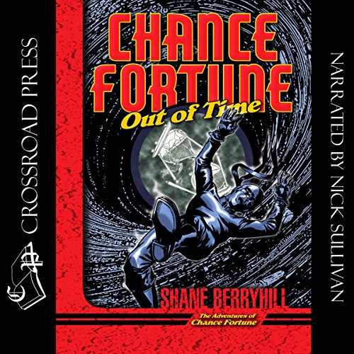 Chance Fortune out of Time audiobook cover art