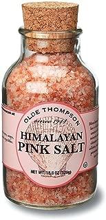 Himalayan Pink Salt olde thomson
