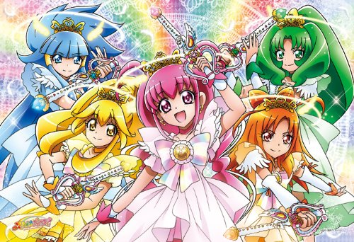 Smile Pact Japan Smile Pretty Cure Colorful makeover