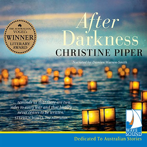 After Darkness                   By:                                                                                                                                 Christine Piper                               Narrated by:                                                                                                                                 Damien Warren-Smith                      Length: 8 hrs and 51 mins     1 rating     Overall 4.0