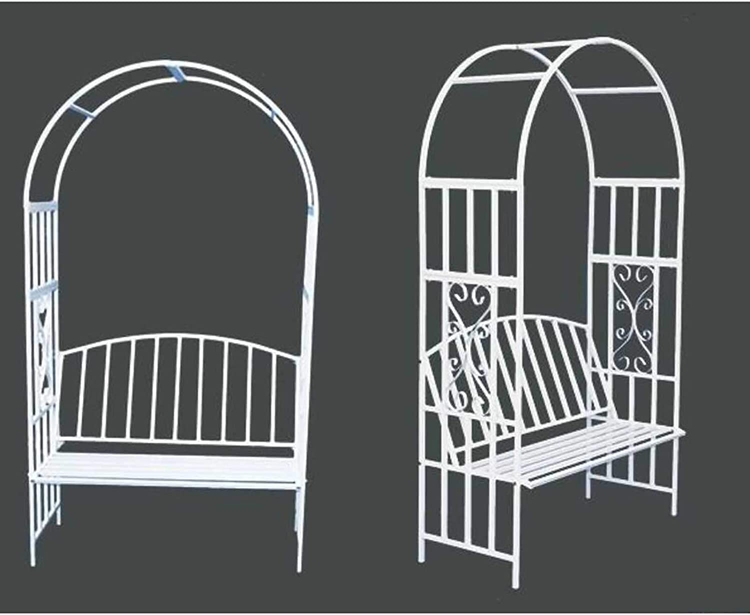 LXYYY Garden Support Arch Frame Today's only Regular discount Steel Sea with Metal