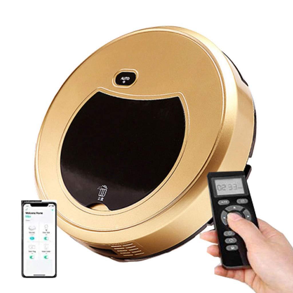 LAHappy Robot Aspirador Limpieza Inteligente, Succión Poderosa ...