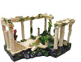 FixtureDisplays Ancient Ruins Ornament for Aquarium Fish Tank Decoration 12184 12184