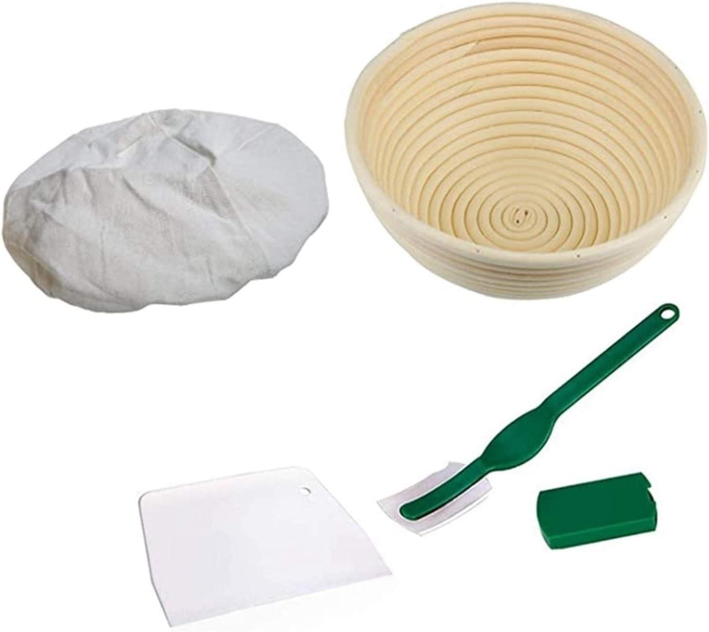 YWSZY Bread Proofing Regular discount Baskets 9-inch Basket Financial sales sale Neisuo