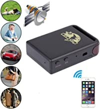 LtrottedJ Mini Vehicle GSM GPRS GPS Tracker Car Vehicle Tracking Locator TK102B