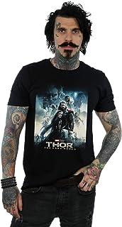 Marvel Studios Hombre Thor The Dark World Poster Camiseta
