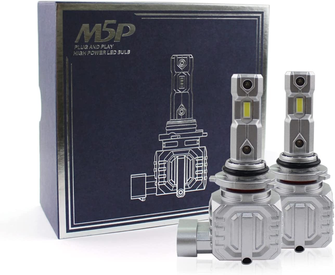 DIAMOND VISION M5P Ranking TOP17 9006 LED Headlights He Size Super-cheap New 2021 OEM