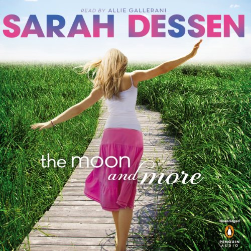 The Moon and More audiobook cover art