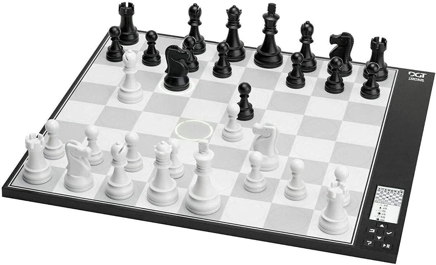 DGT Chess Computer: The Centaur Pl Digital Set Electronic Very popular Manufacturer regenerated product