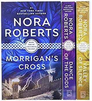 The Circle Trilogy  Morrigan s Cross  Dance of the Gods  Valley of Silence