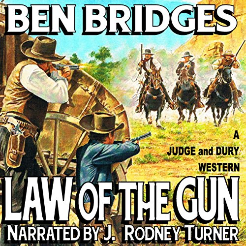 Law of the Gun audiobook cover art
