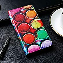 YYSJK For Pu Phone Cover Cases For Umi Rome Umi Rome X Flip Tpu For Umi London Cases Card Holders Phone Bags