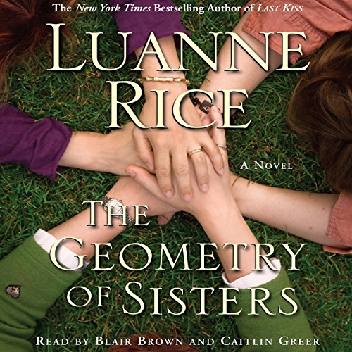 The Geometry of Sisters audiobook cover art