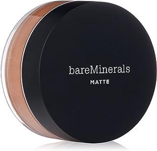 bareMinerals Matte Foundation SPF 15 - 30 Deepest Deep by bareMinerals for Women - 0.21 oz Foundation, 6.3 ml