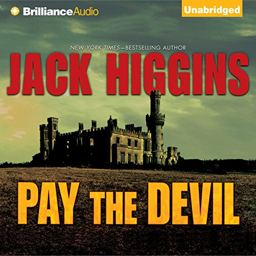 Pay the Devil audiobook cover art