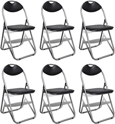 Amazon.es: sillas plegables - Sillas / Comedor: Hogar y cocina