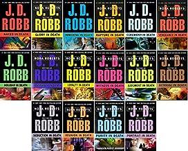 J.D. Robb In Death Series, 16-Book Set