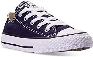 Kids' Chuck Taylor All Star OX Seasonal Low Top Little Kid Midnight Indigo Kids Shoes 12.5 Little Kid M