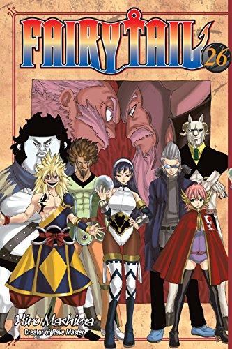 Fairy Tail Vol. 26 (English Edition)