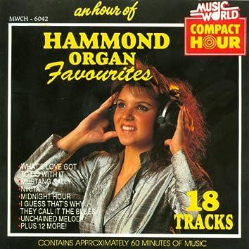 An Hour of Hammond Organ Favourites