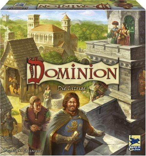 Hans im Glück 48197 - Dominion Edition II