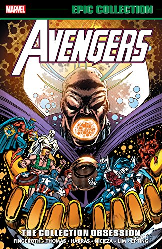 Avengers Epic Collection: The Collection Obsession (Avengers (1963-1996)) (English Edition)