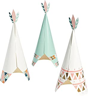 Tribal Baby Shower Centerpieces