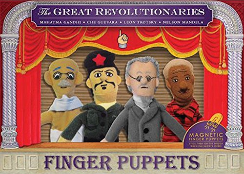 Revolutionäre Fingerpuppen Set