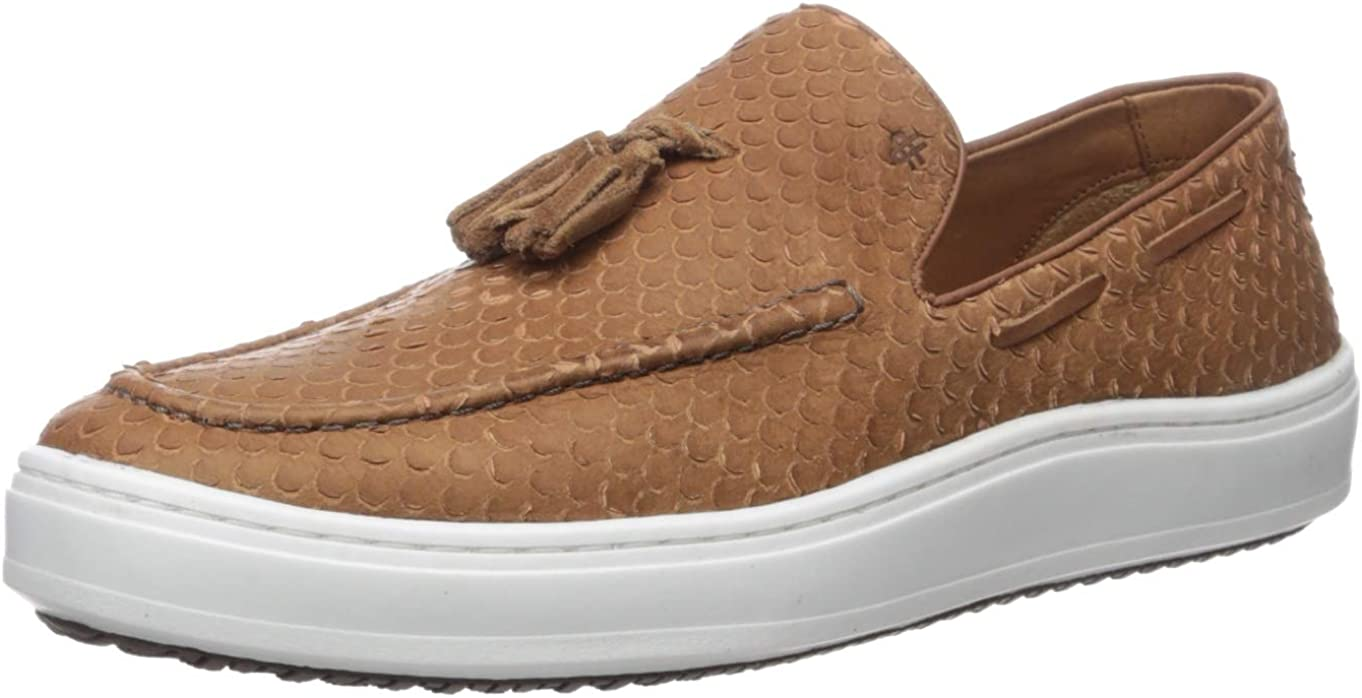 Baltimore Mall Brothers United Men's Leather Luxury Direct store Loafer on Slip Tassel