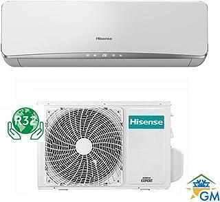 Hisense - Aparato climatizador aire acondicionado New Eco Easy 9000TE25YD01G Inverter 2018