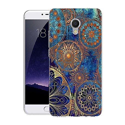 Meizu MX6 Handy Tasche, FoneExpert® Ultra dünn TPU Gel Hülle Silikon Case Cover Hüllen Schutzhülle Für Meizu MX6