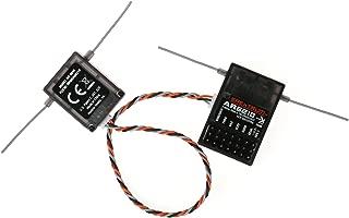 XBERSTAR AR6210 DSMX Receiver RX Support DSM2 for JR Spektrum Transmitter TX RC