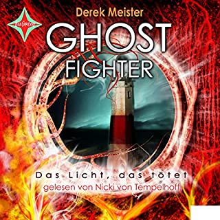 Ghostfighter (Das Licht, das tötet 2) Titelbild