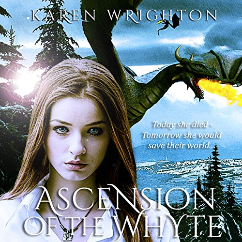 Ascension of the Whyte audiobook cover art