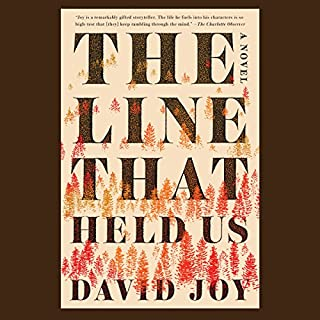 The Line That Held Us                   By:                                                                                                                                 David Joy                               Narrated by:                                                                                                                                 Macleod Andrews                      Length: 7 hrs and 8 mins     124 ratings     Overall 4.6
